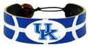 Kentucky Wildcats Team Color Basketball Bracelet