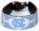 North Carolina Tar Heels Bracelet Team Color Basketball
