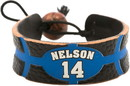 Orlando Magic Bracelet Team Color Basketball Jameer Nelson