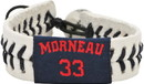 Minnesota Twins Bracelet Genuine Baseball Justin Morneau