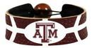 Texas A&M Aggies Team Color Basketball Bracelet