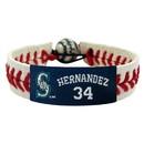 Seattle Mariners Bracelet Classic Baseball Felix Hernandez