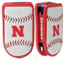 Nebraska Cornhuskers Classic Baseball Cell Phone Case