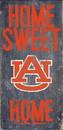 Auburn Tigers Wood Sign - Home Sweet Home 6