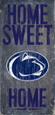 Penn State Nittany Lions Wood Sign - Home Sweet Home 6