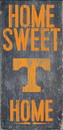 Tennessee Volunteers Wood Sign - Home Sweet Home 6