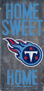 Tennessee Titans Wood Sign - Home Sweet Home 6