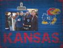 Kansas Jayhawks Clip Frame Special Order