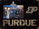 Purdue Boilermakers Clip Frame Special Order