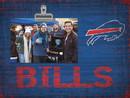 Buffalo Bills Clip Frame