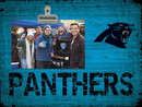 Carolina Panthers Clip Frame