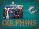 Miami Dolphins Clip Frame