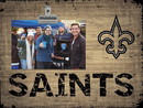 New Orleans Saints Clip Frame