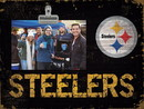 Pittsburgh Steelers Clip Frame
