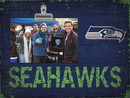 Seattle Seahawks Clip Frame