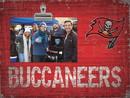 Tampa Bay Buccaneers Clip Frame