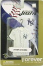 New York Yankees Jason Giambi Jersey Magnet