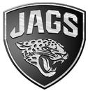 Jacksonville Jaguars Auto Emblem - Silver