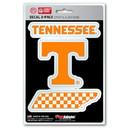 Tennessee Volunteers Decal Die Cut Team 3 Pack