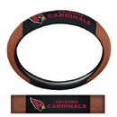 Arizona Cardinals Steering Wheel Cover - Premium Pigskin