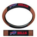 Buffalo Bills Steering Wheel Cover - Premium Pigskin