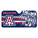 Arizona Wildcats Auto Sun Shade 59x27