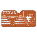 Texas Longhorns Auto Sun Shade 59x27