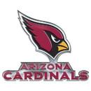 Arizona Cardinals Auto Emblem Color Alternate Logo