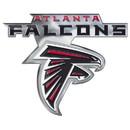 Atlanta Falcons Auto Emblem Color Alternate Logo