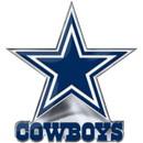 Dallas Cowboys Auto Emblem Color Wordmark Design