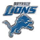 Detroit Lions Auto Emblem Color Alternate Logo