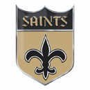 New Orleans Saints Auto Emblem Color Alternate Logo