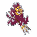 Arizona State Sun Devils Auto Emblem Color Alternate Logo
