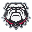 Georgia Bulldogs Auto Emblem Color Alternate Logo