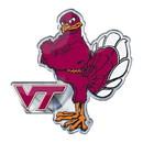 Virginia Tech Hokies Auto Emblem Color Alternate Logo