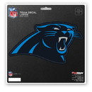 Carolina Panthers Decal 8x8 Die Cut