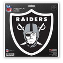 Oakland Raiders Decal 8x8 Die Cut