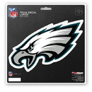 Philadelphia Eagles Decal 8x8 Die Cut