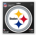 Pittsburgh Steelers Decal 8x8 Die Cut