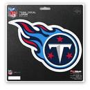 Tennessee Titans Decal 8x8 Die Cut