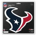 Houston Texans Decal 8x8 Die Cut