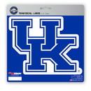 Kentucky Wildcats Decal 8x8 Die Cut