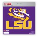 LSU Tigers Decal 8x8 Die Cut