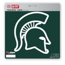 Michigan State Spartans Decal 8x8 Die Cut