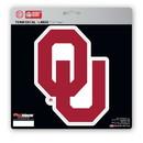 Oklahoma Sooners Decal 8x8 Die Cut