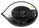 Cincinnati Reds Auto Emblem - Silver