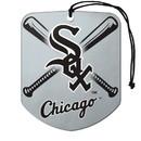 Chicago White Sox Air Freshener Shield Design 2 Pack