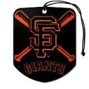 San Francisco Giants Air Freshener Shield Design 2 Pack