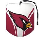 Arizona Cardinals Air Freshener Shield Design 2 Pack