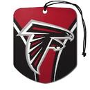 Atlanta Falcons Air Freshener Shield Design 2 Pack